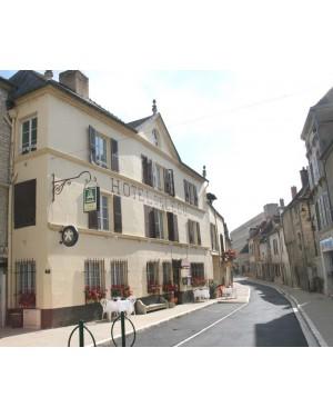 Montbard in Frankreich